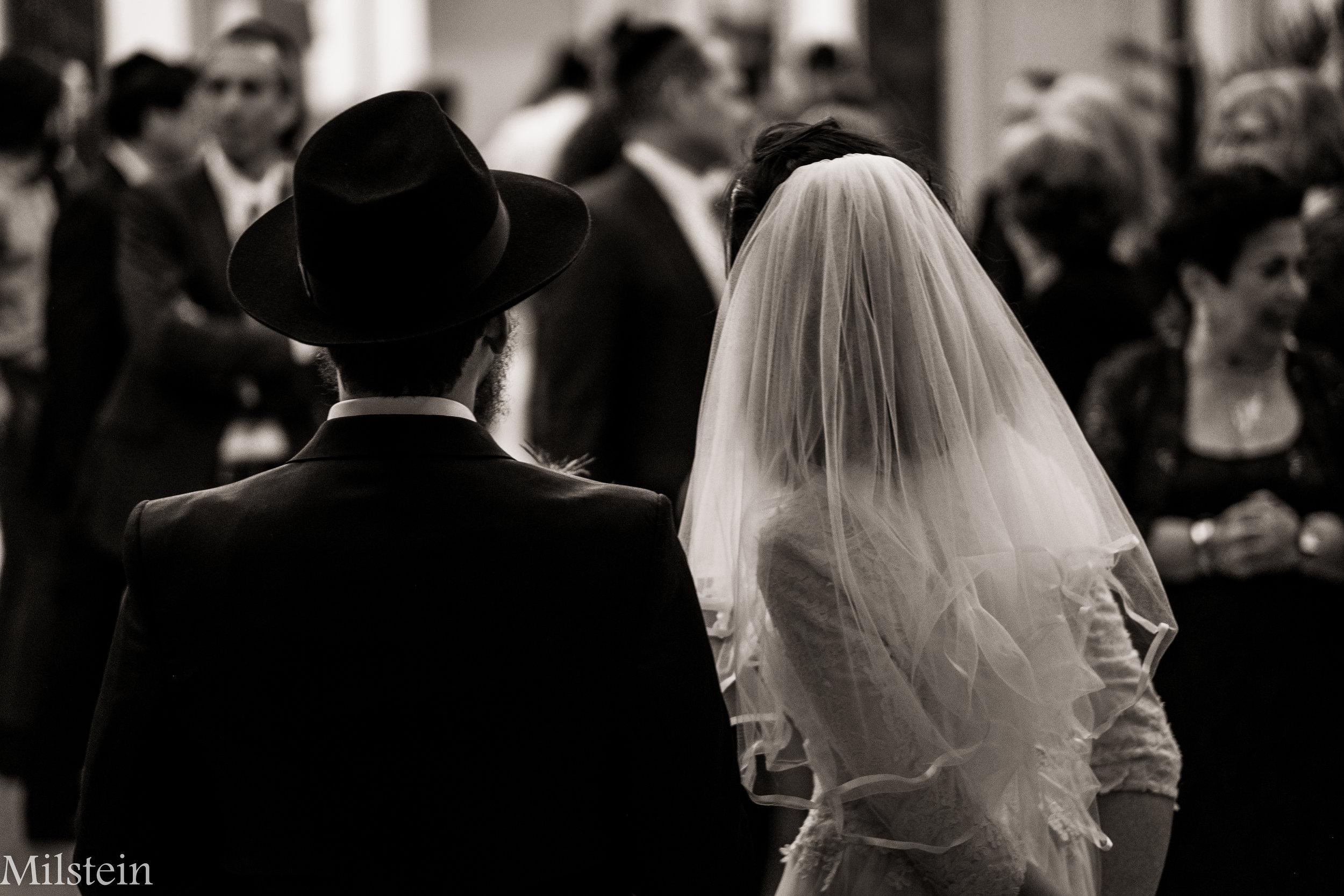Amy Milstein - top New York City documentary wedding photographer