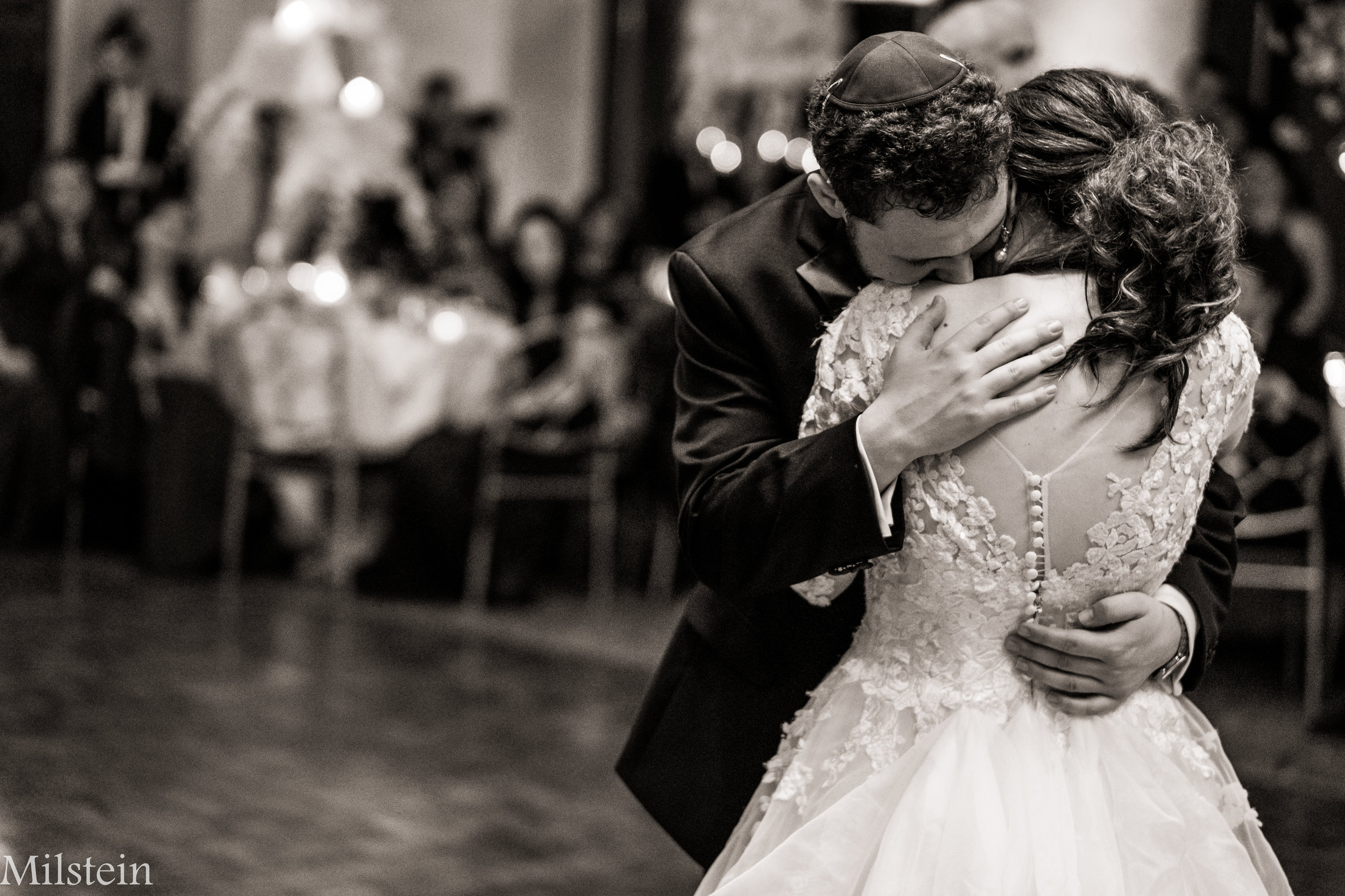 Amy Milstein - New York wedding photography