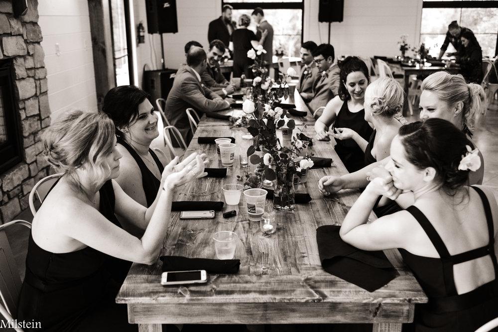 Amy Milstein - documentary photojournalistic wedding photographer