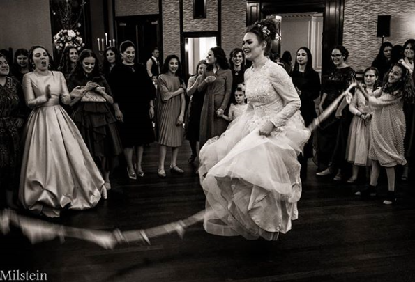 Wedding Photographer in New York Amy Milstein