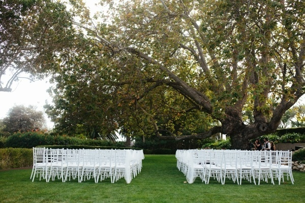 Simple but beautiful wedding ceremony