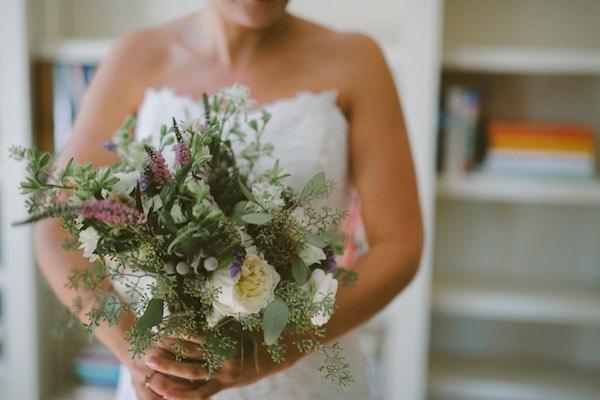 Beautiful fall bridal bouquet!
