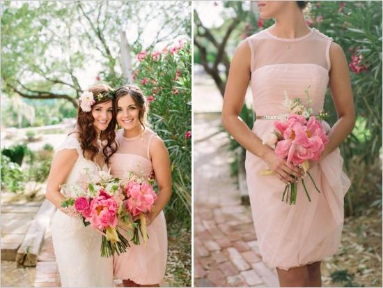 Photo by   Brushfire Photography  via  Wedding Chicks