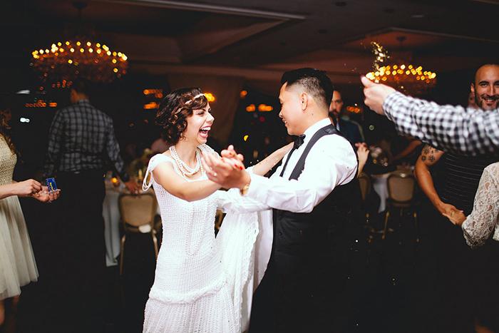 Gorgeous Gatsby wedding inspiration
