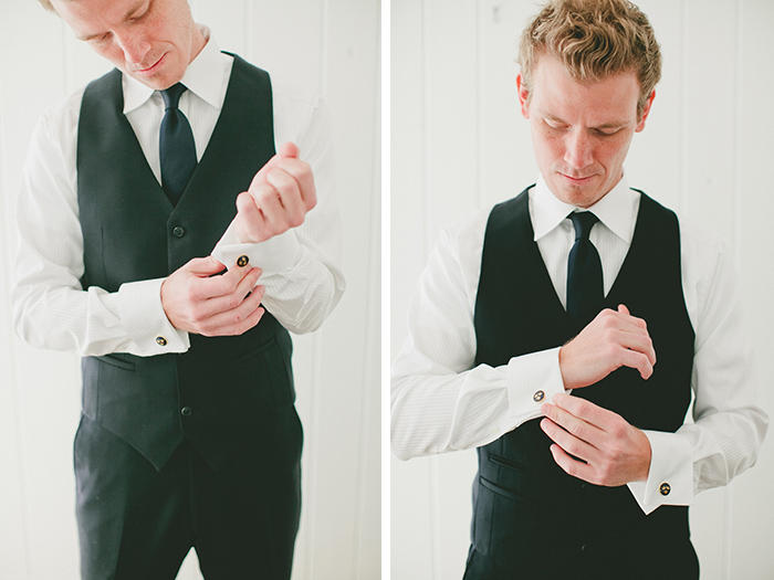 Groom getting ready. Need that photo!