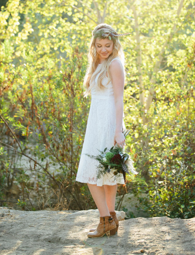 Photo by  Pie Shoppe  via  Green Wedding Shoes