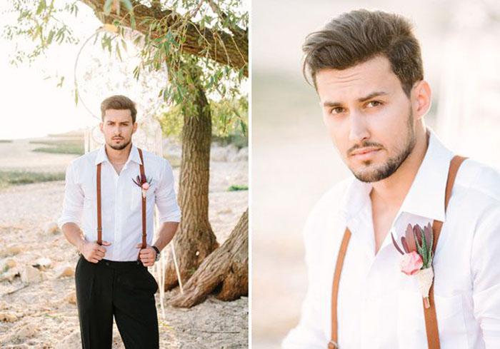 Photo by  Dmitry Melnikov via  Green Wedding Shoes