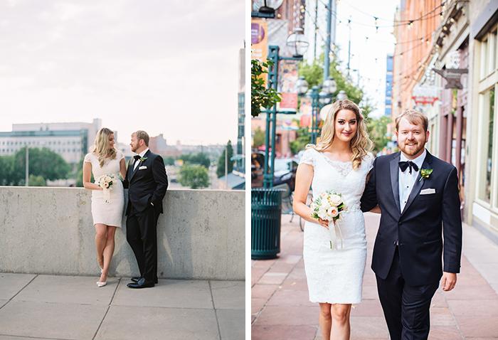 Gorgeous wedding elopement photos