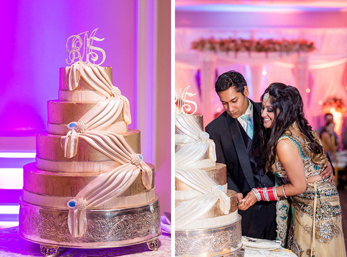 A Glam And Sophisticated Indian Wedding By Origin Photos Wedpics Blog