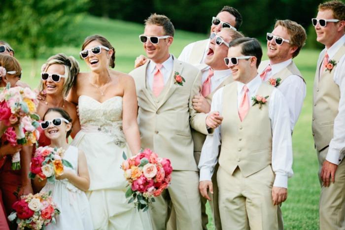 Photo by Kristyn Hogan via  Southern Weddings