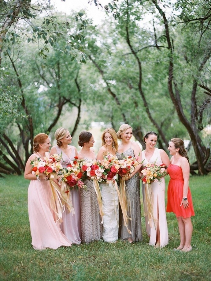 Photo by  Brumley And Wells via  Style Me Pretty