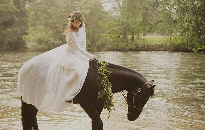 Gorgeous boho styled shoot inspiration