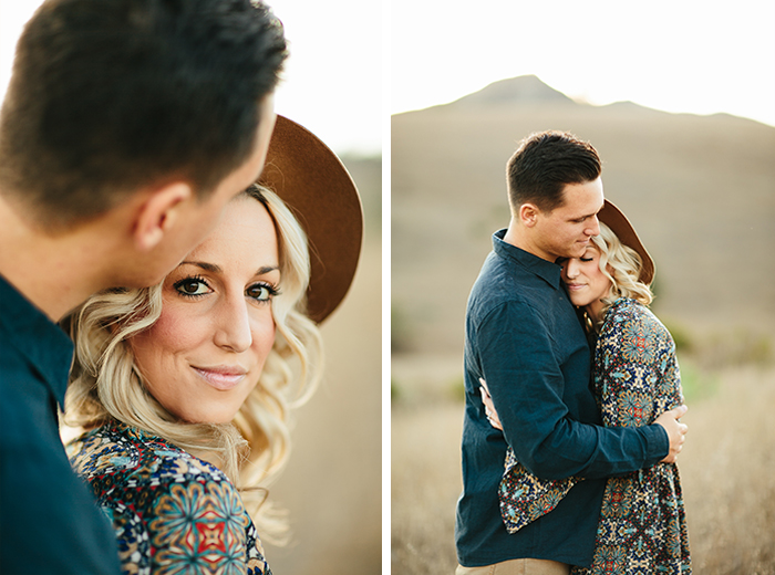 romantic boho wheat field anniversary by emily magers 1