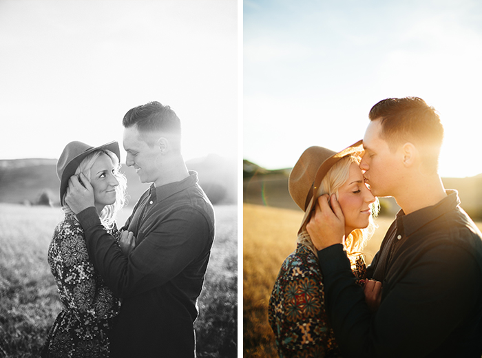 romantic boho wheat field anniversary by emily magers
