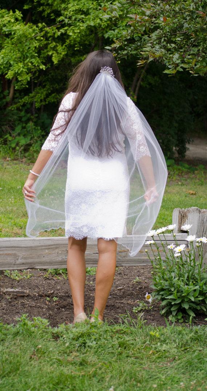 Photo by  Sacred Veil Bridal