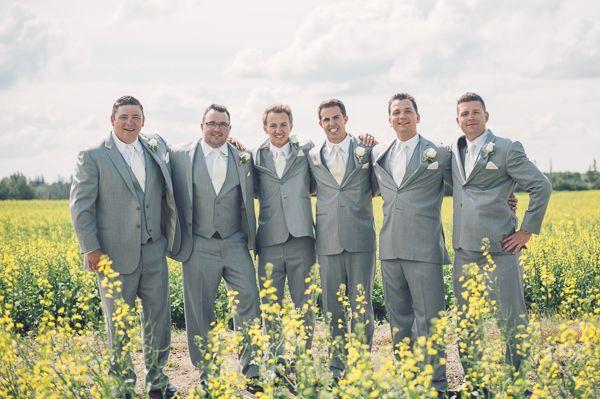 Photo by  Kristilee Parish  via  Wedding Chicks