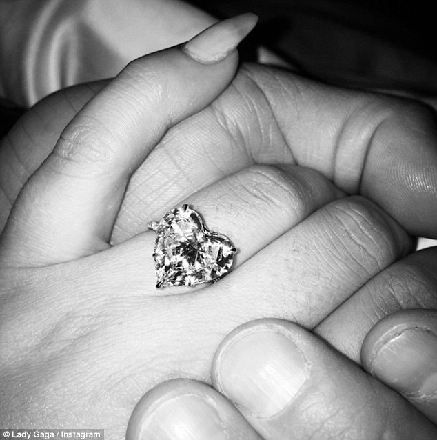 Photo by  Lady Gaga via Instagram