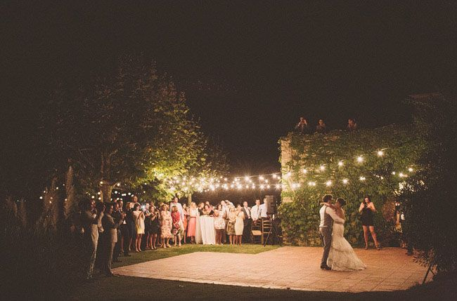 Photo by  Ed Peers via  Green Wedding Shoes
