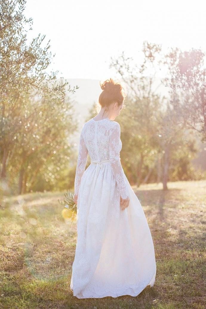 Photo by  M&J Photography via  Rock My Wedding