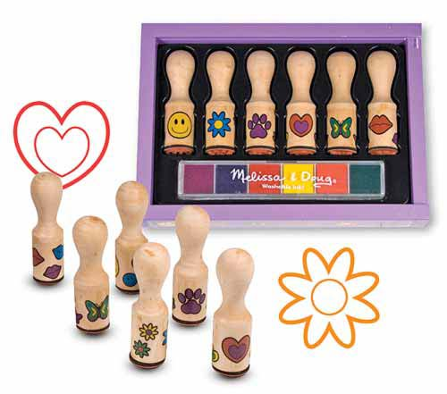 stamp set washable stamp set for kids
