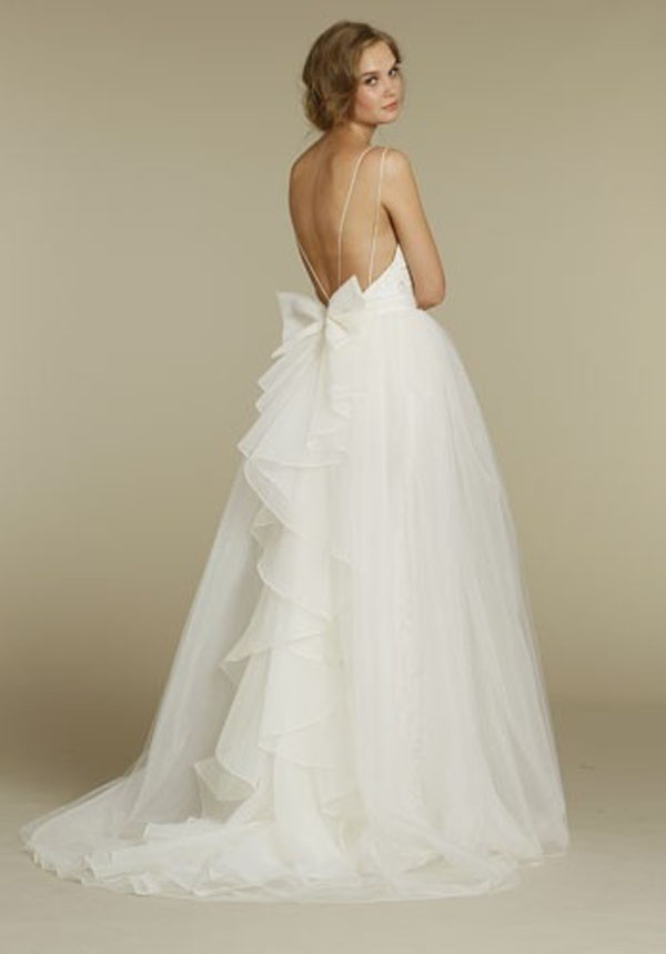 To Bow Or Not To Bow Wedding Dresses That Make A Statement
