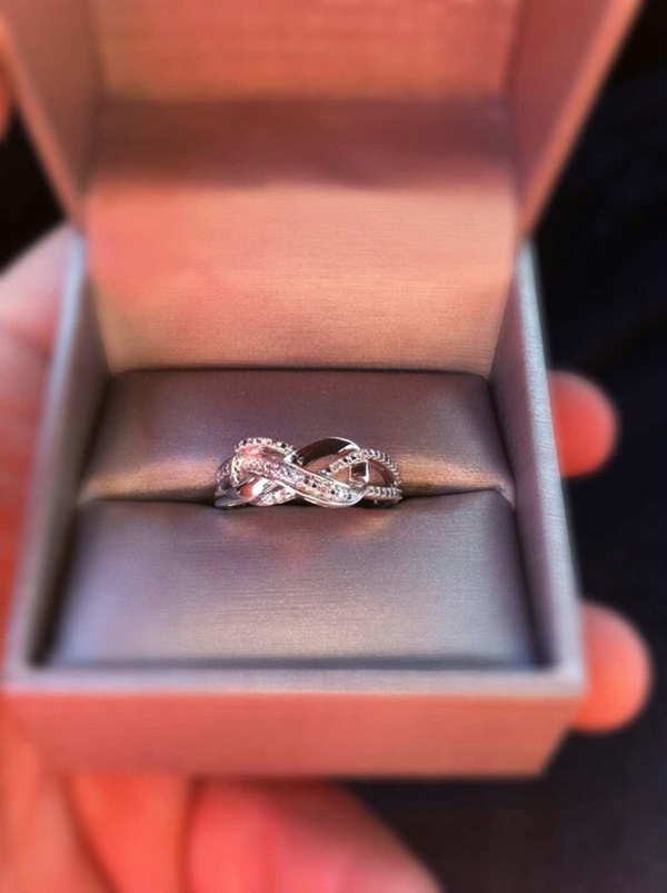 promise ring, couple, engagement, ring, his and hers rings, love, infinity ring