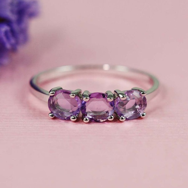 promise ring, couple, engagement, ring, his and hers rings, love, purple, jewels