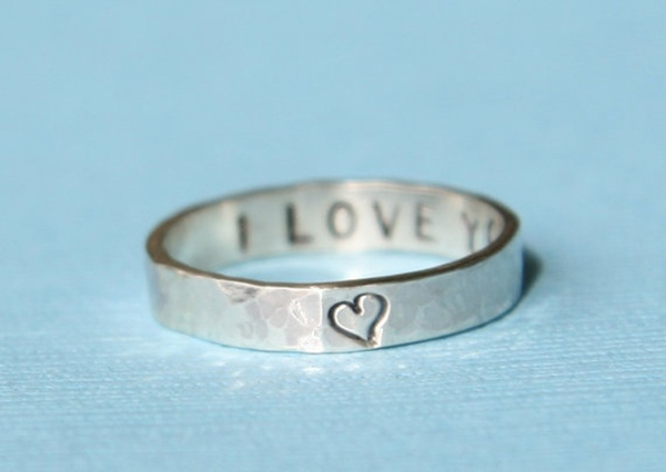 promise ring, couple, engagement, ring, his and hers rings, love, engraved, engraved ring