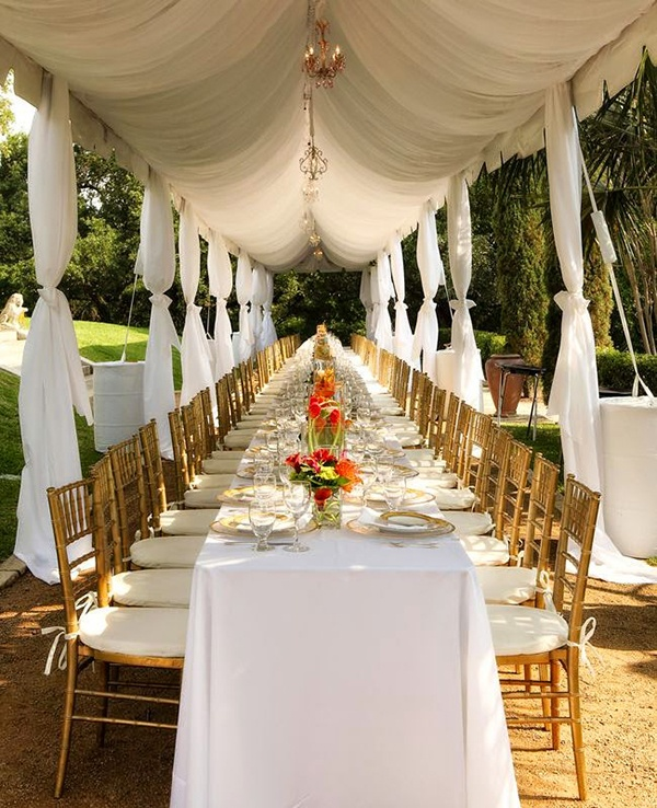 Wedding Ideas For 30 Guests: Wedding Reception Seating Arrangements: Pros And Cons For