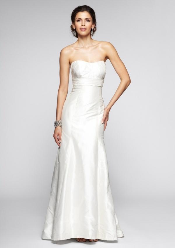 Jenny Yoo Satin Wedding dress under $500