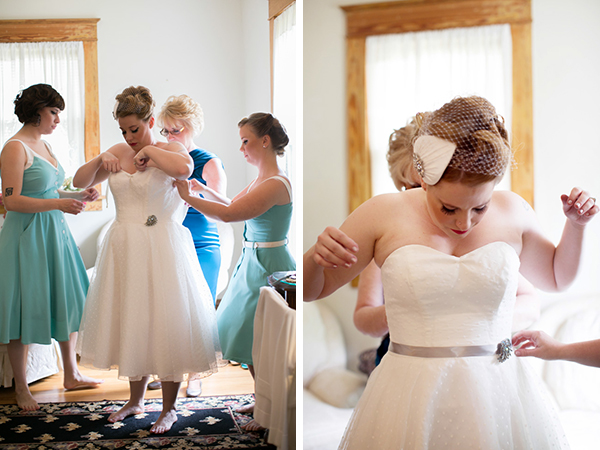 Getting ready wedding photo by First Comes Love Photo