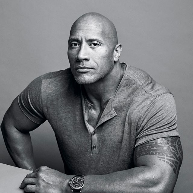 """I found that with depression, one of the most important things you can realise is that you're not alone. You're not the first to go through it, you're not gonna be the last to go through it,"" - Dwayne Johnson"