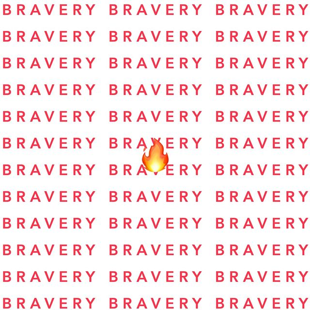 Following your true passions takes immense bravery. Action versus inaction is the name of the game to get this fire started. #IntangibleGoods #Bravery #Passion #🔥