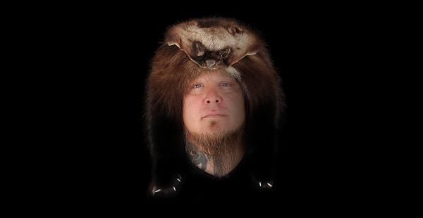 Mountain Man Fur Hat