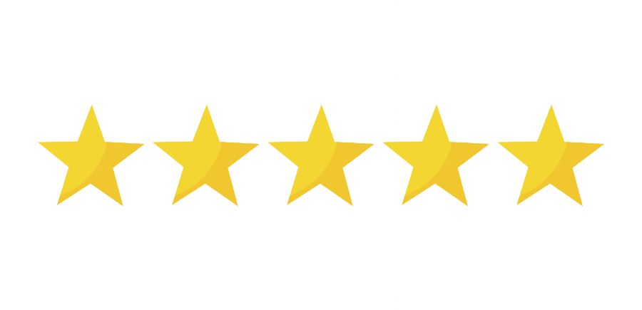 Image result for 5 stars review image