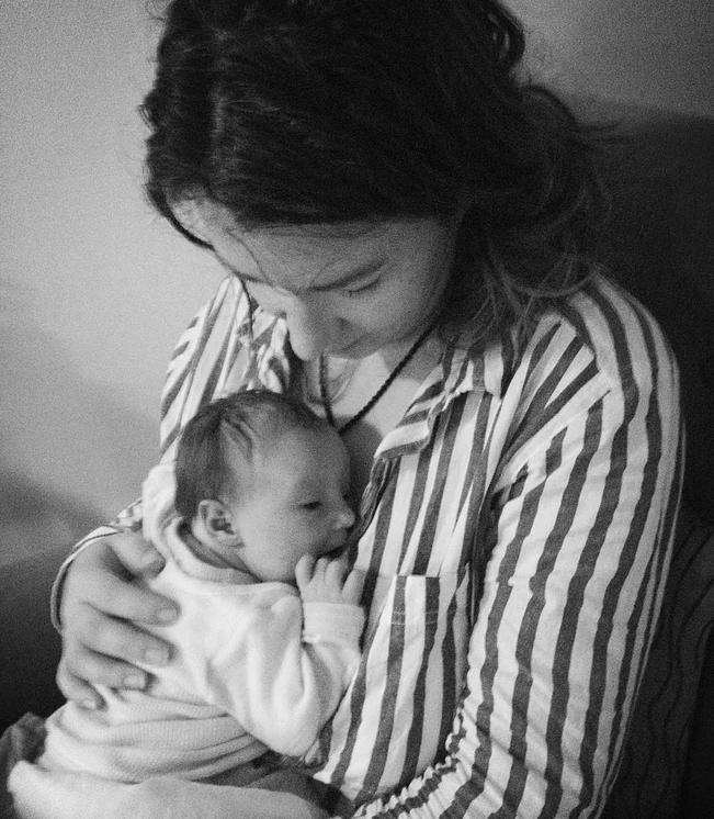 Solstice birth story