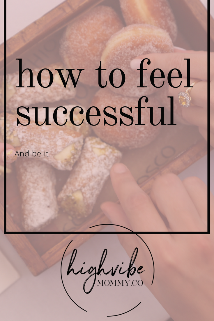 The easiest success hack ever! Via www,highvibemommy.co