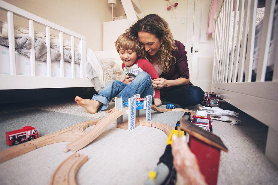 Mission to motherhood. Amira Mikhail