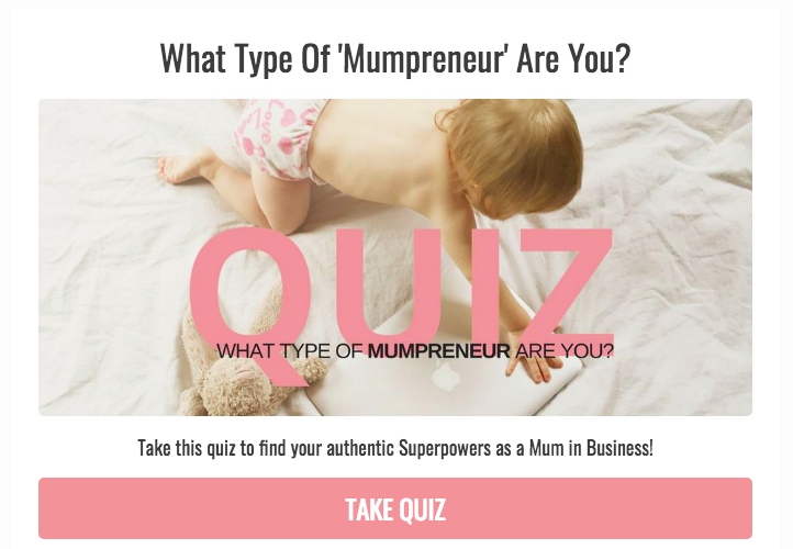 Try this live Interact Quiz, now