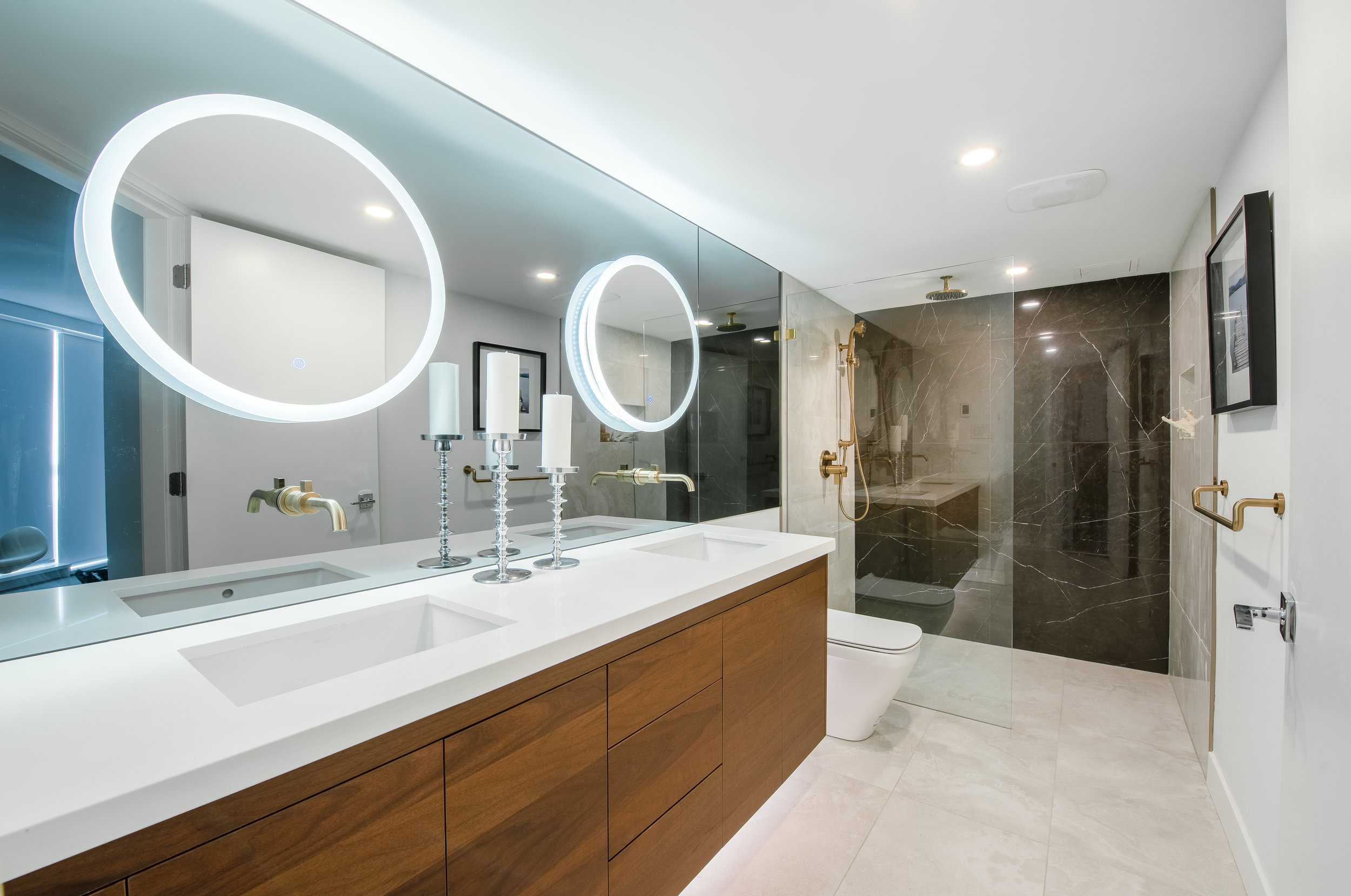 Vancouver Bathroom renovation