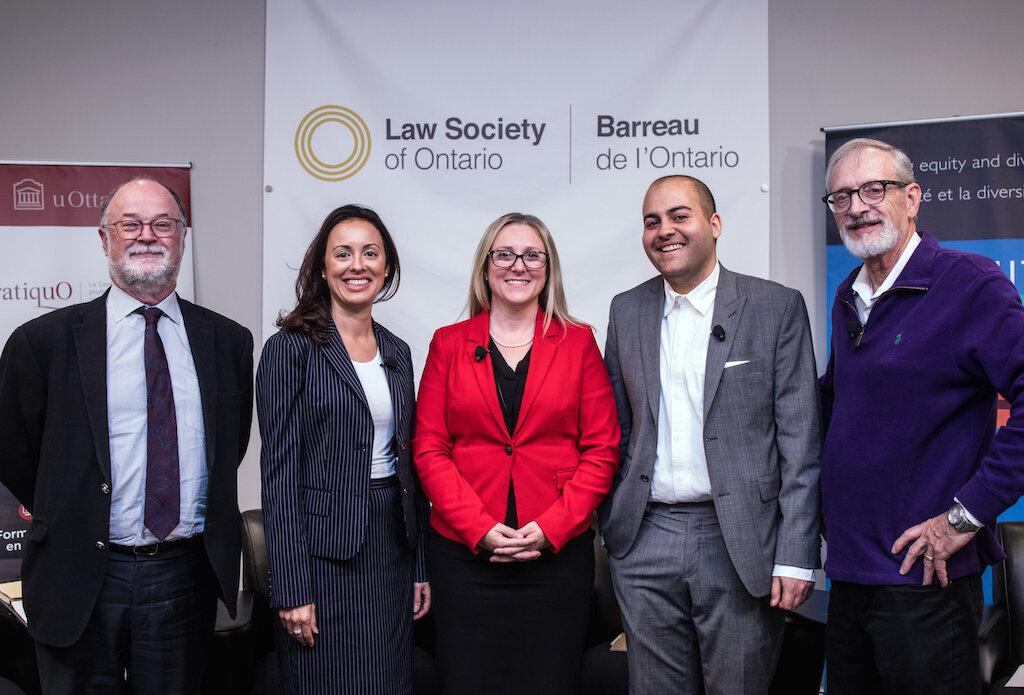 LSO - Treasurer, Malcolm M. Mercer - Nadia Effendi - Christopher Karas - Vicky M. Ringuette - Gérard Lévesque.jpg