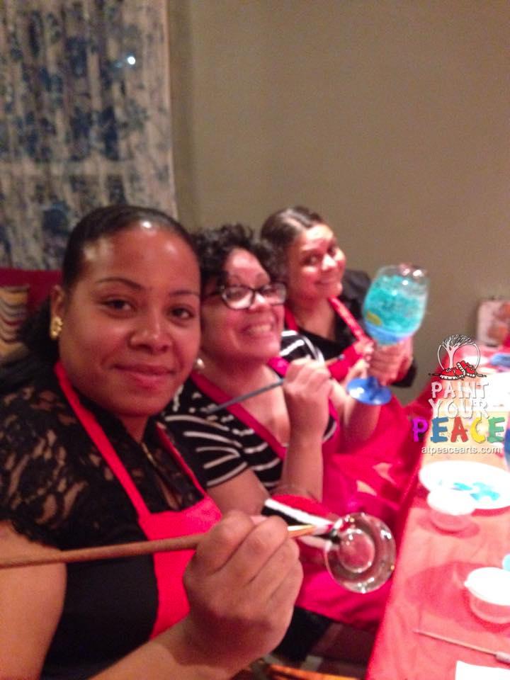 Bonnie & Maribel - paint party.png