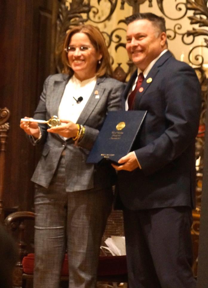 Mayor of Cambridge with Carmen.jpg