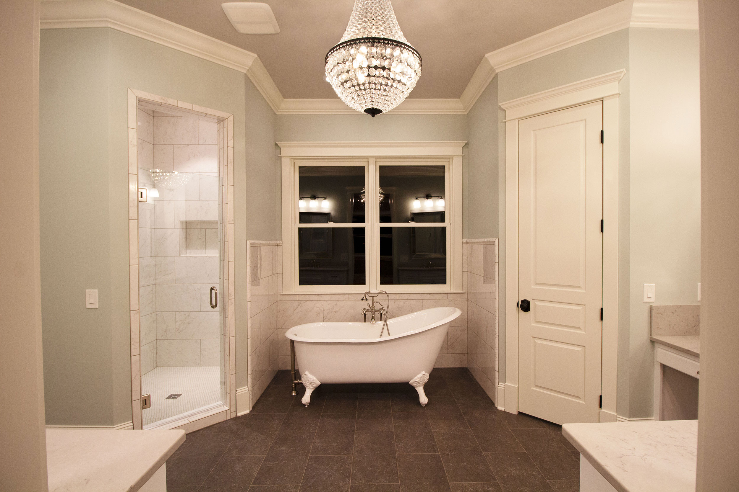 CopperRock Master Bath Design