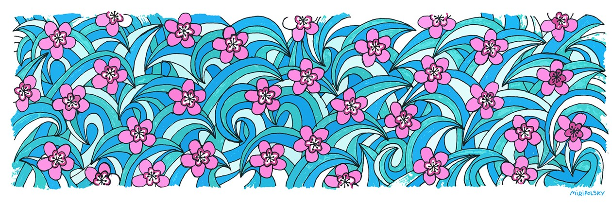 wave mural with blossoms.jpg