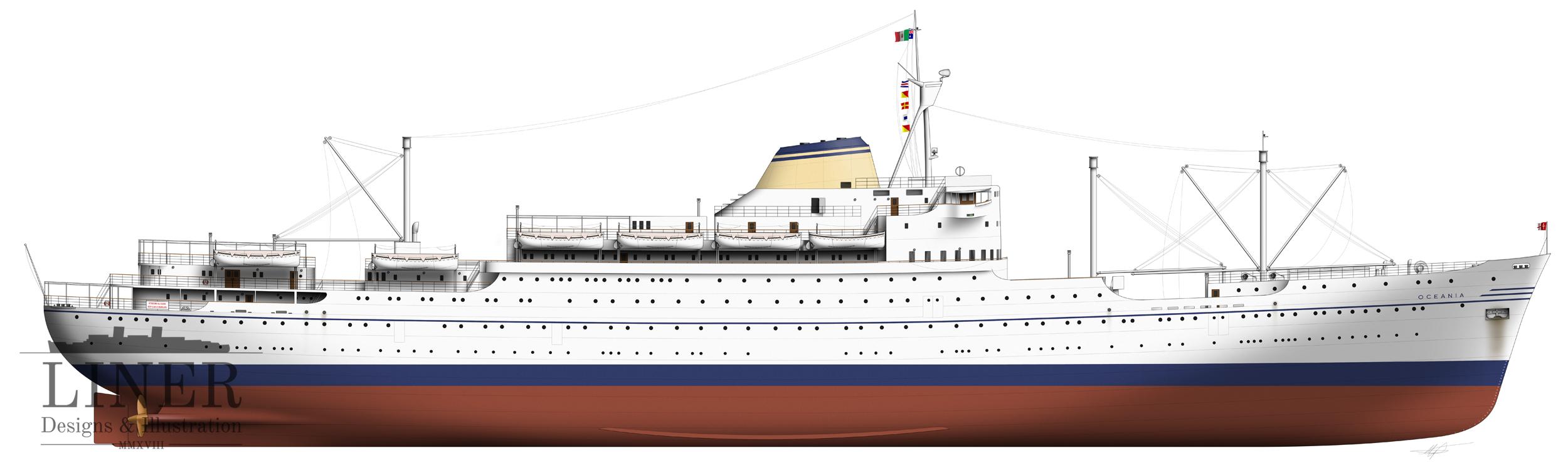 M.N Oceania