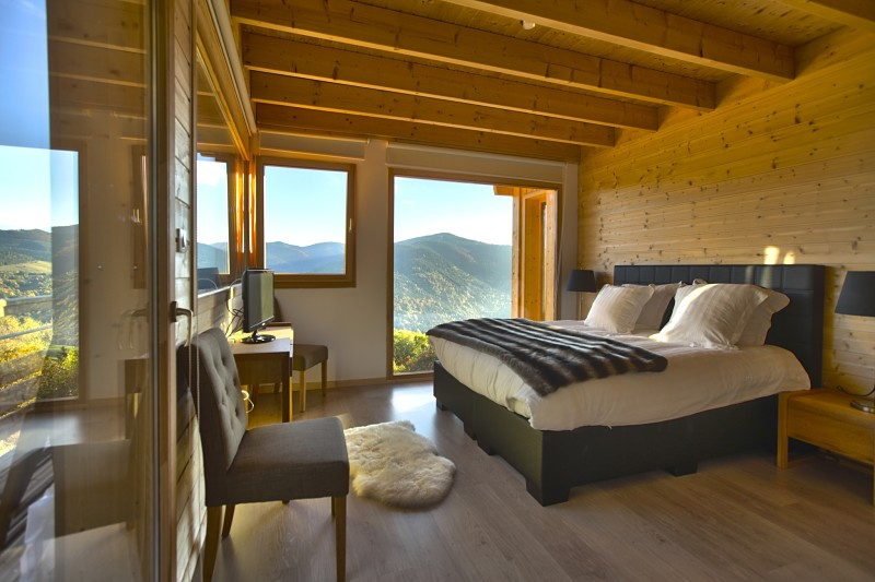 Chalet Accommodation Alsace