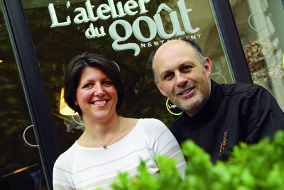 Esther and Francois Morabito My French Voyage Operators