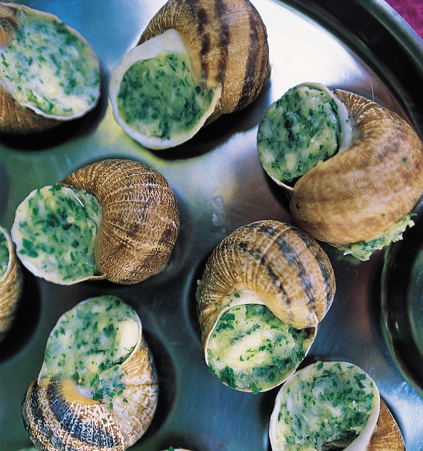 It's a local delicacy in France. This is probably not a good enough reason to convince you to eat some, but it will be a great story to tell in the future! -