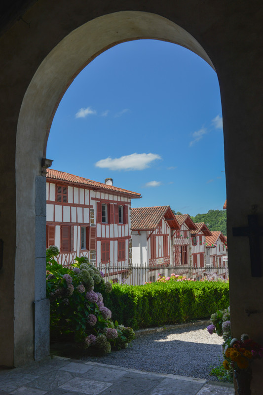 French Basque Country Traditional House - tour basque country